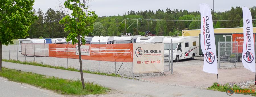 Husbilsmäklaren i Stockholm förmedlar husbilar för hela Sverige